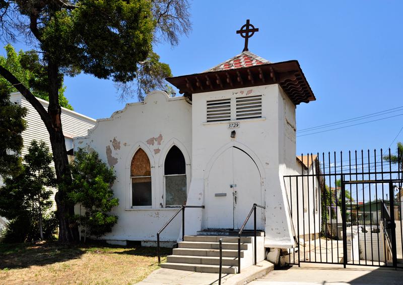 1897 St. Luke's Chapel