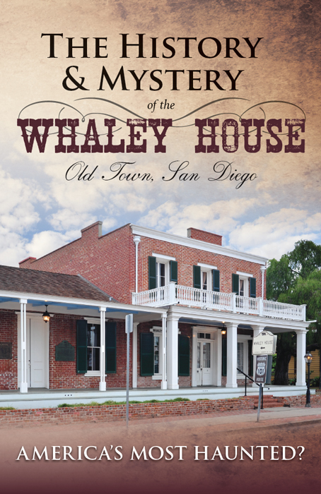 History & Mystery of the Whaley House book cover