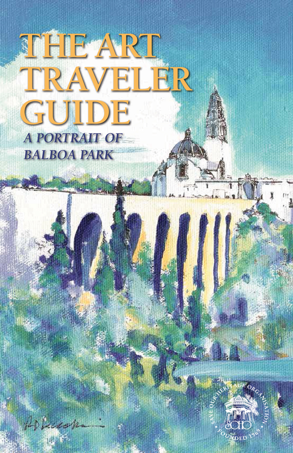 Art Traveler book cover