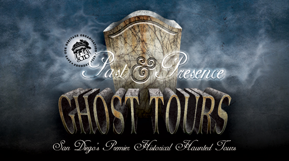 Past and Presence Ghost Tour