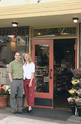 Kim and Joe Grant/Grant's Marketplace