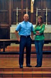 Reverend John Bombaro & Rexanna Blas