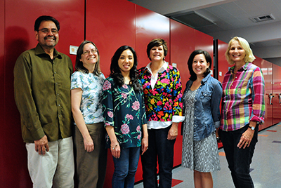 Members of the San Diego Archaeological Center