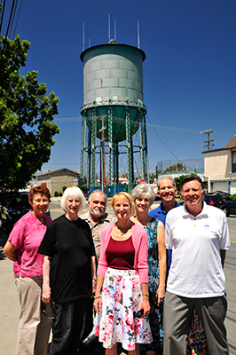 Members of North Park Historical Society