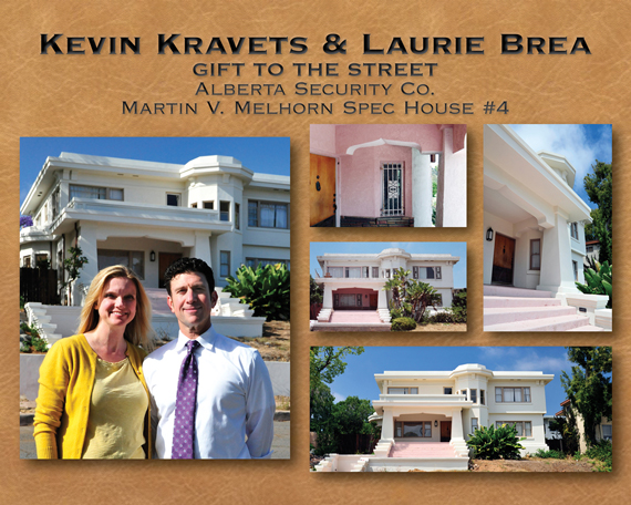 Laurie Brae & Kevin Kravets
