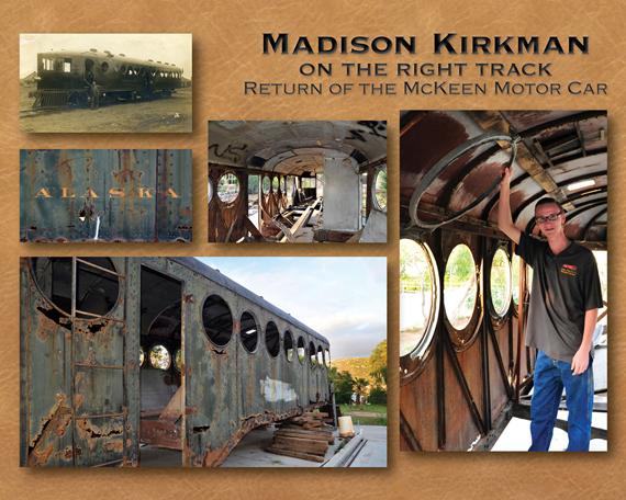 Madison Kirkamn
