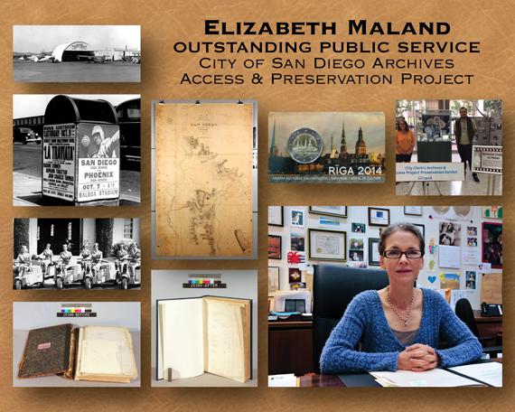 Elizabeth Maland