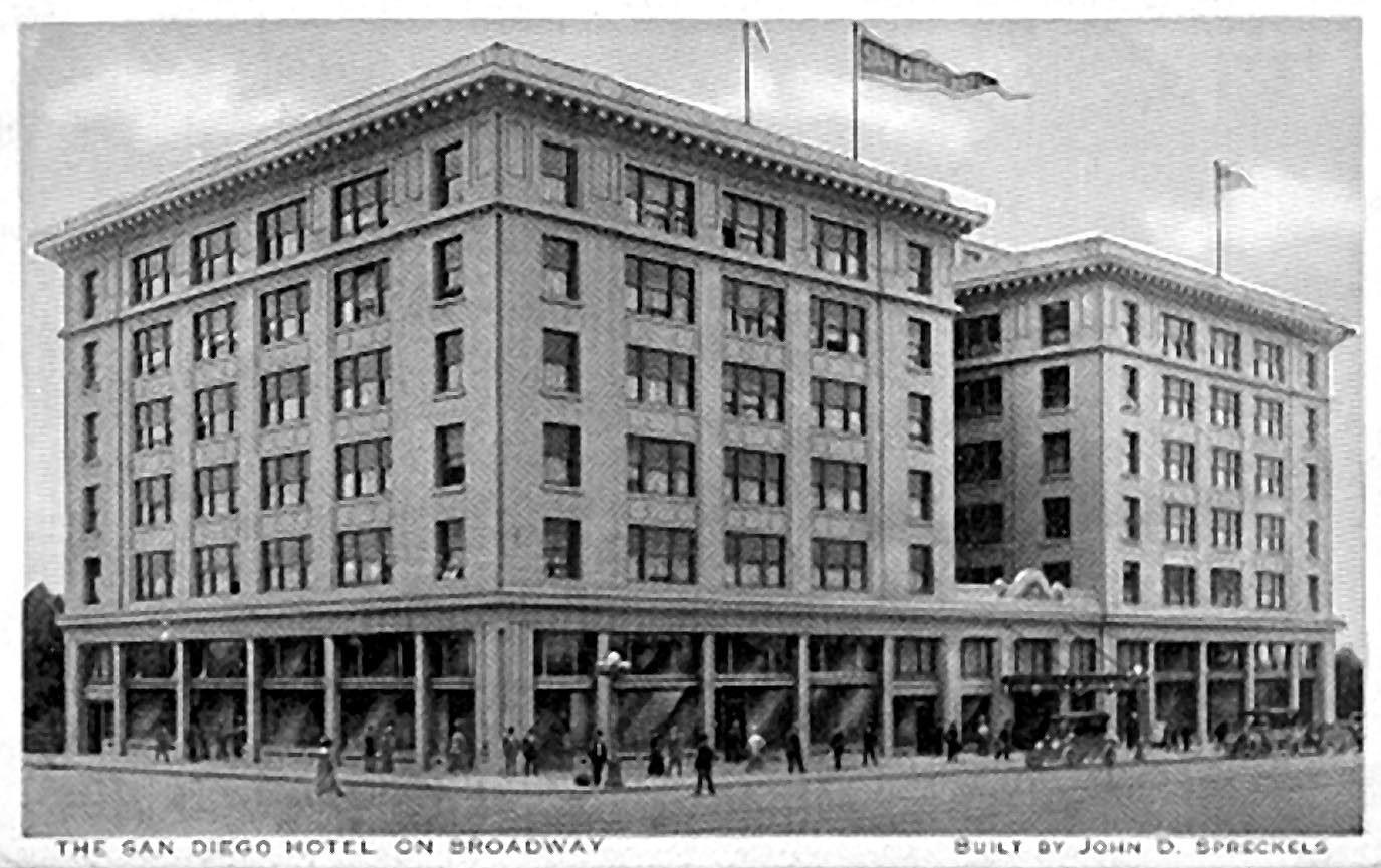Hotel San Diego