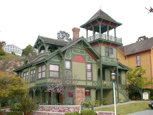Sherman-Gilbert House