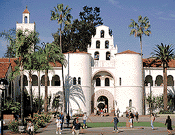 Hepner Hall, Arts & Letters Building, 1931