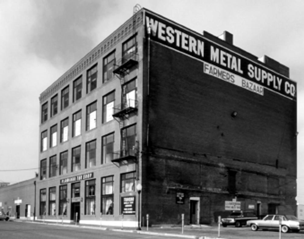 Western Metal Supply Company building