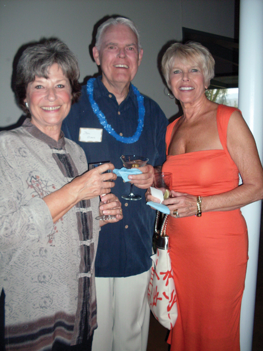 Gwenn Marie, Stan & Judy Moore