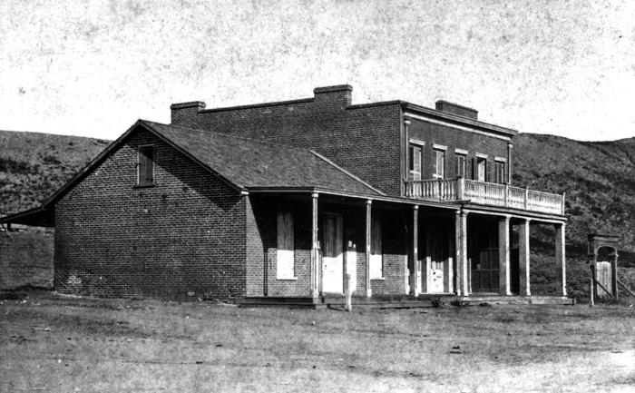 Whaley House, 1870