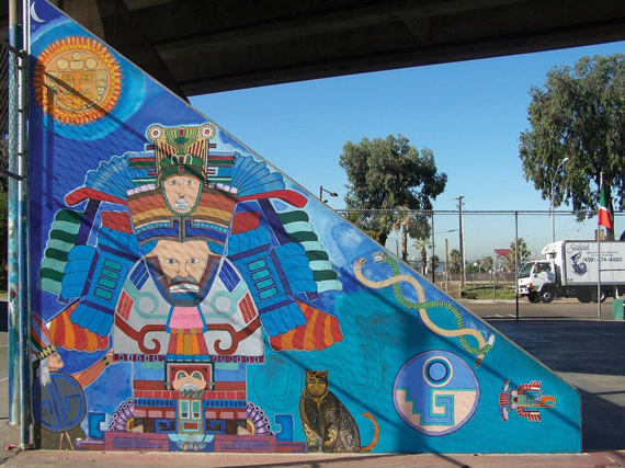 Chicano park for Chicano park mural