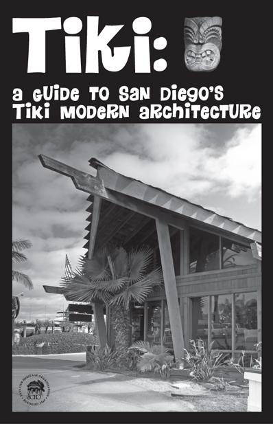 Tiki tour booklet cover